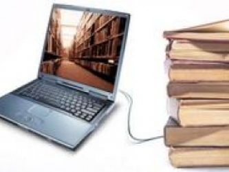 I libri entrano nel computer